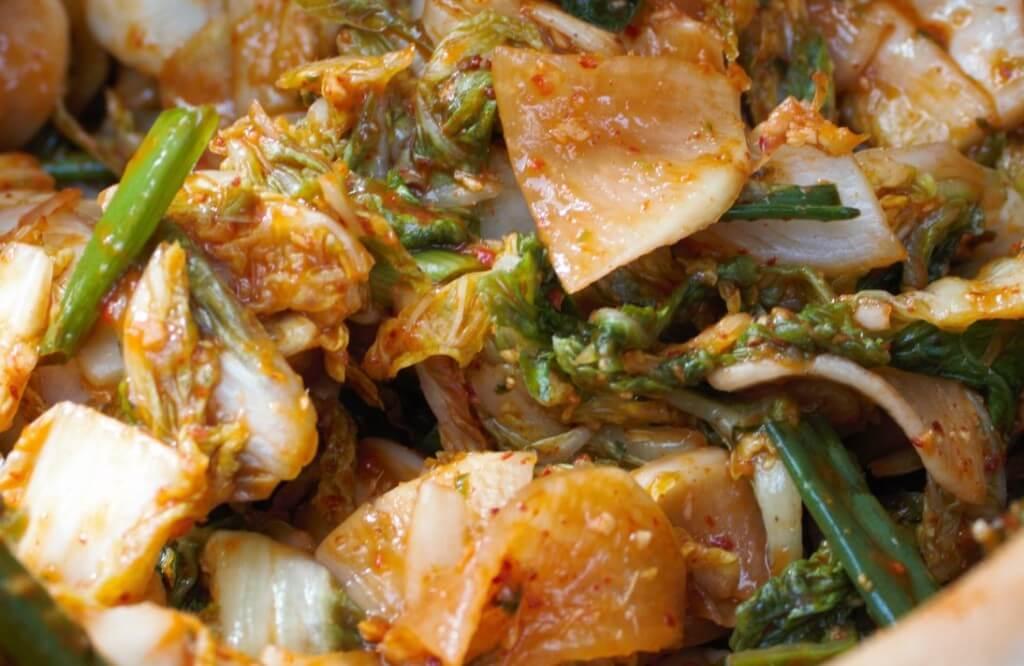 Kimchi! We have over 10 kimchi recipes