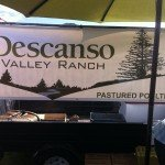 Descanso Valley sells pastured poultry and eggs